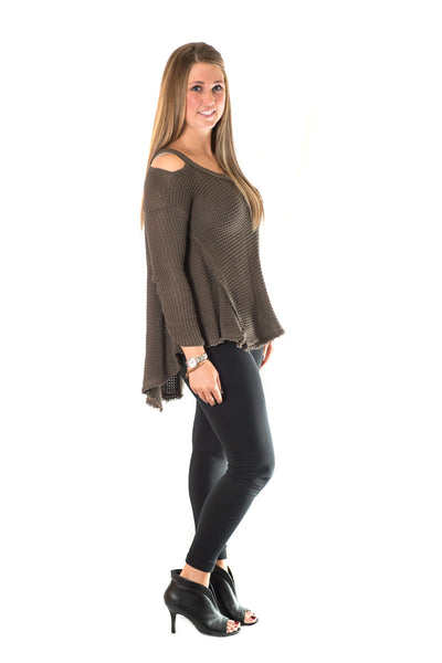 A City Adventure Sweater Tunic - Your Dream Boutique