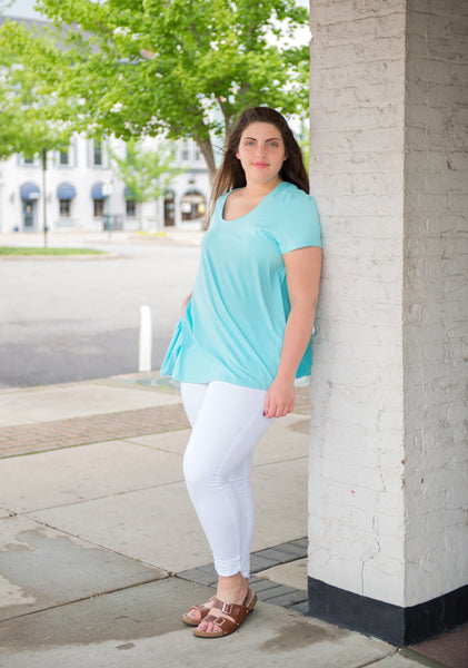 Curvy Tunic - Your Dream Boutique