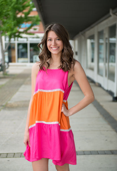 Bright Skies Dress - Your Dream Boutique
