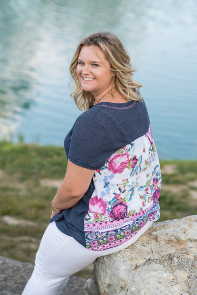 Fun in Floral Curvy - Your Dream Boutique