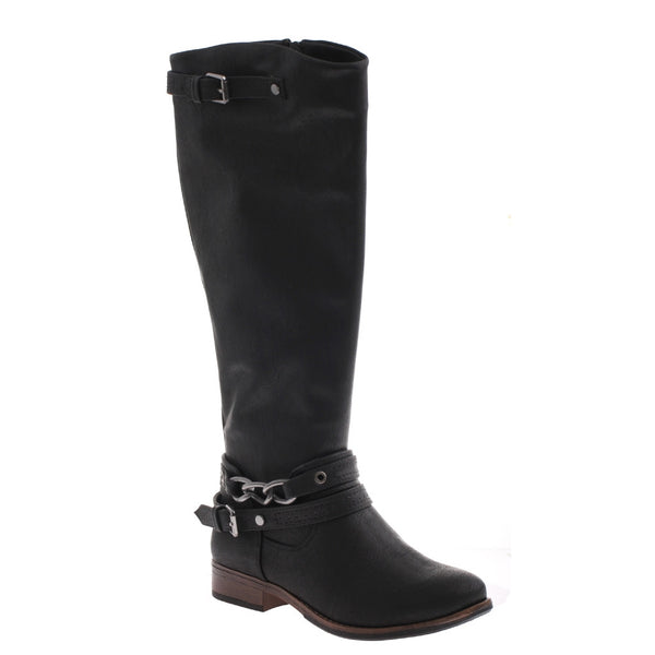 Buy It Black Boot - Your Dream Boutique