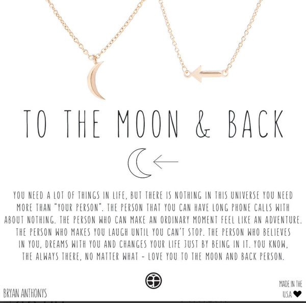 To The Moon & Back Bracelets - Your Dream Boutique