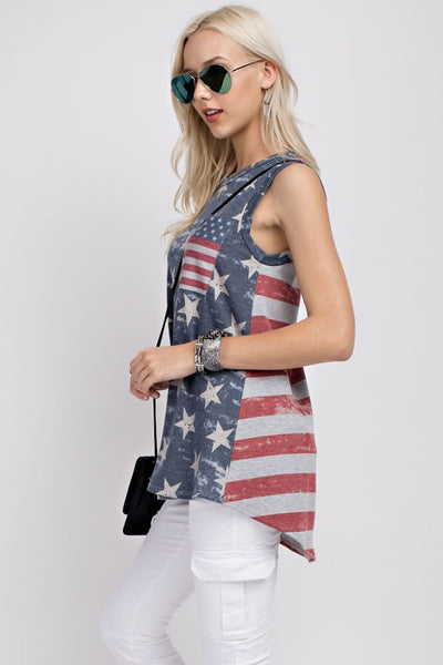 America The Beautiful Tank - Your Dream Boutique