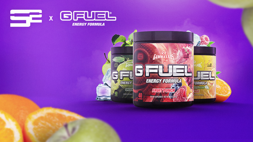 SoaR Partners with GFUEL Energy