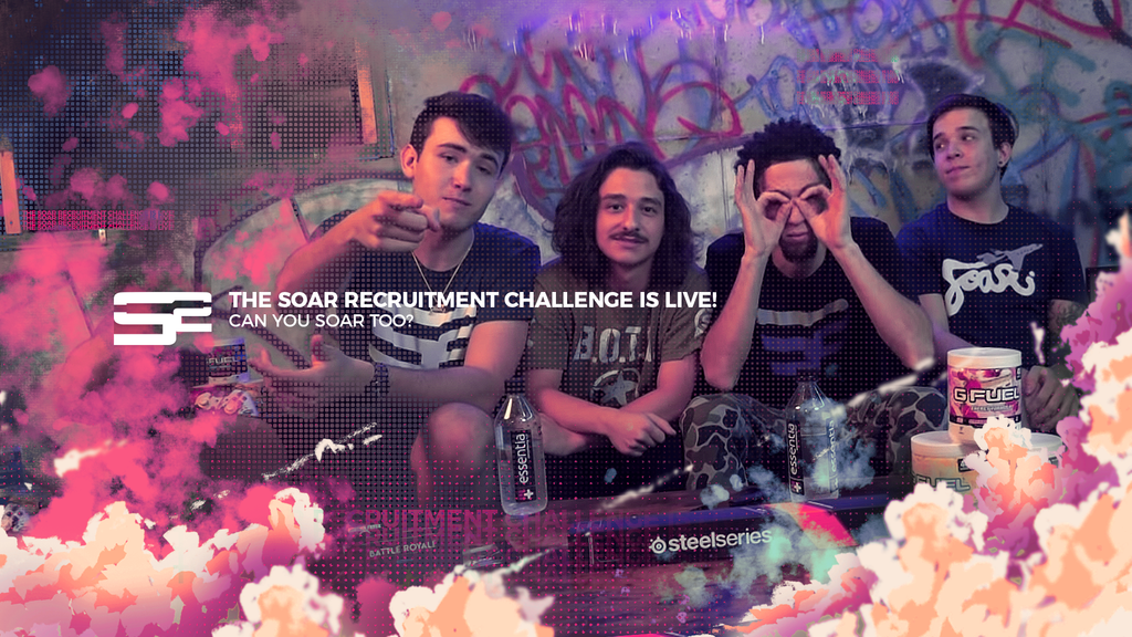 SoaR Recruitment Challenge 2018