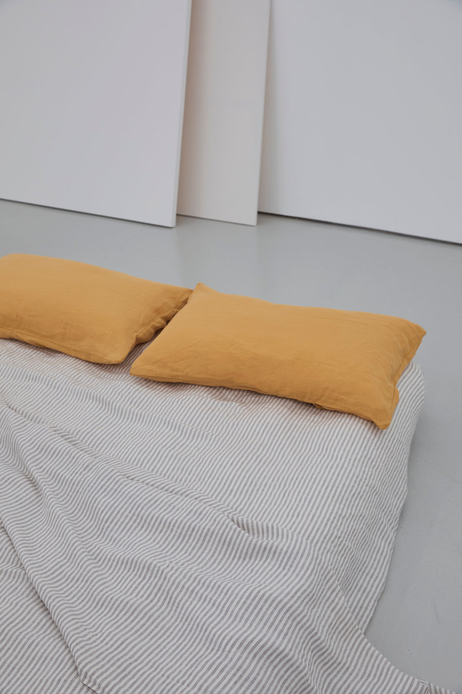Pillow slip set - Mustard