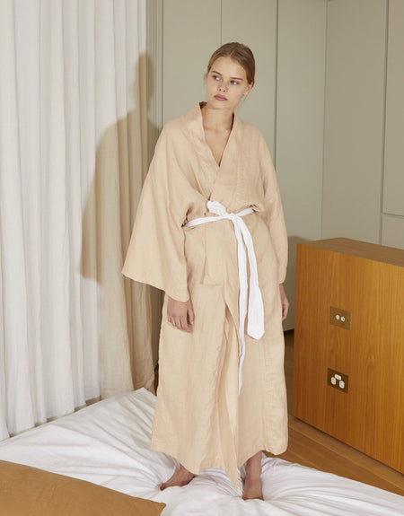 the 02 robe - blush | Deiji Studios