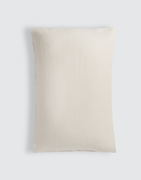 Pillow slip set - Oatmeal | Deiji Studios