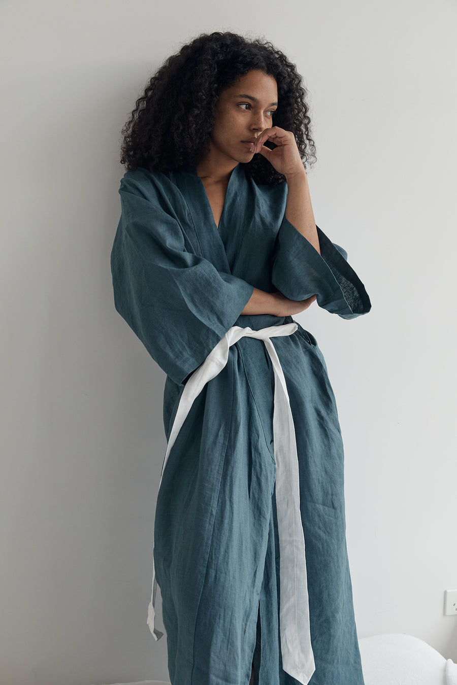 the 02 robe - legion blue