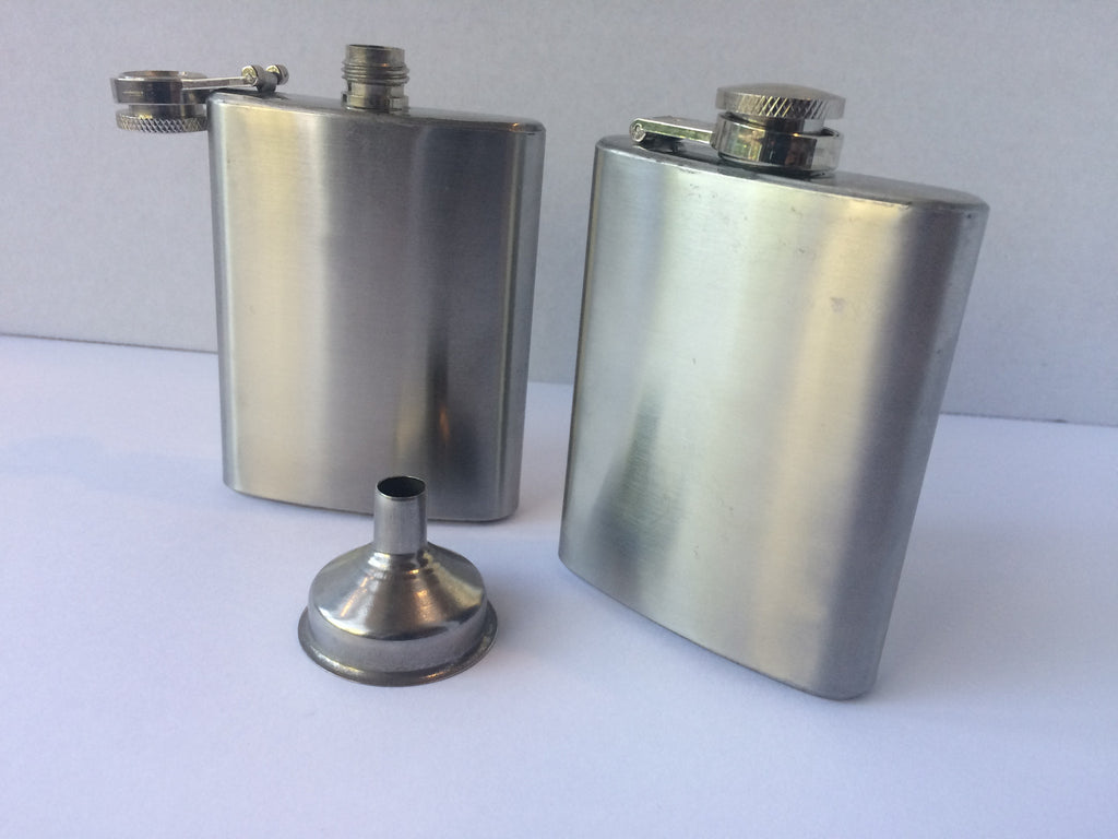 Flight Flasks can safely and legally hold ANY of your liquids.