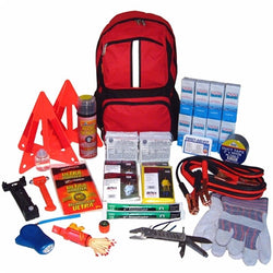 2-Person Roadside Emergency & Survival Kit