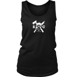 Womens' SurvivalChimp Logo Tank