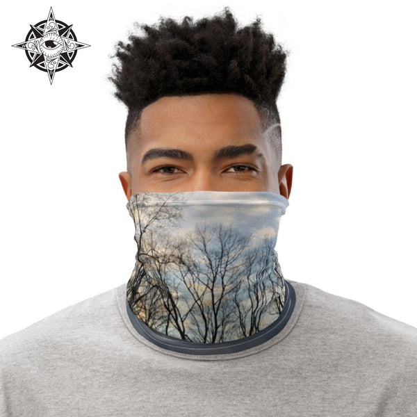 Cuyahoga Valley Reflection Multi Face Neck Gaiter