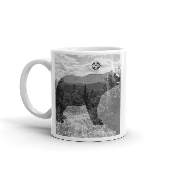 Mountains and Bears Mug