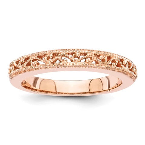 Rose Gold Bands