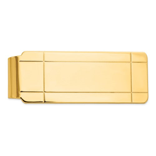 14k Money Clip