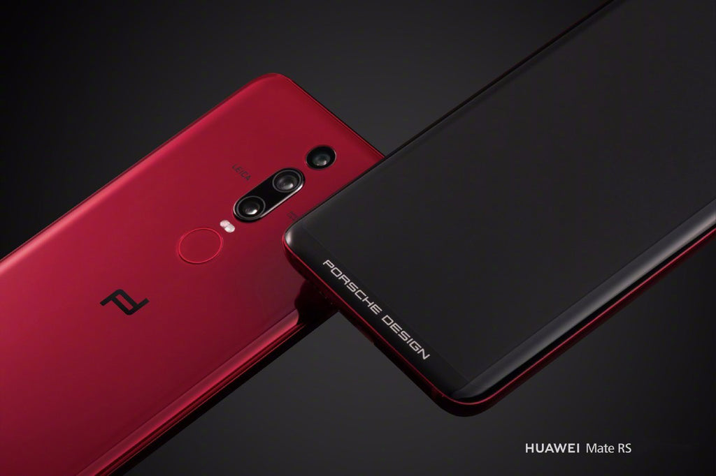 huawei porsche design rs red