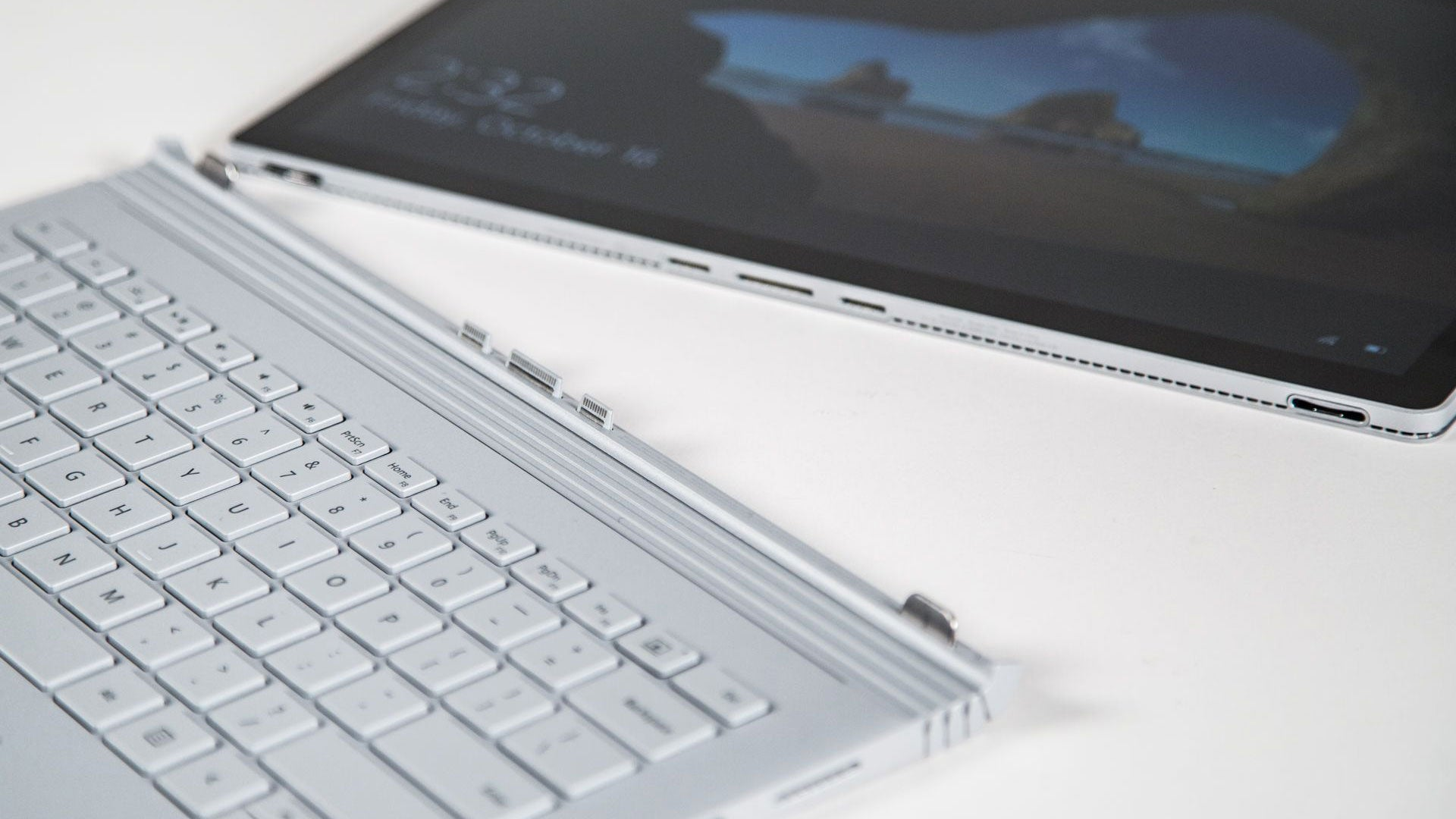 Surface Book (1 TB SSD, 16 GB RAM, Intel Core i7, NVIDIA GeForce graphics)