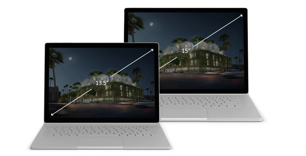 Ноутбук Microsoft Surface book 2