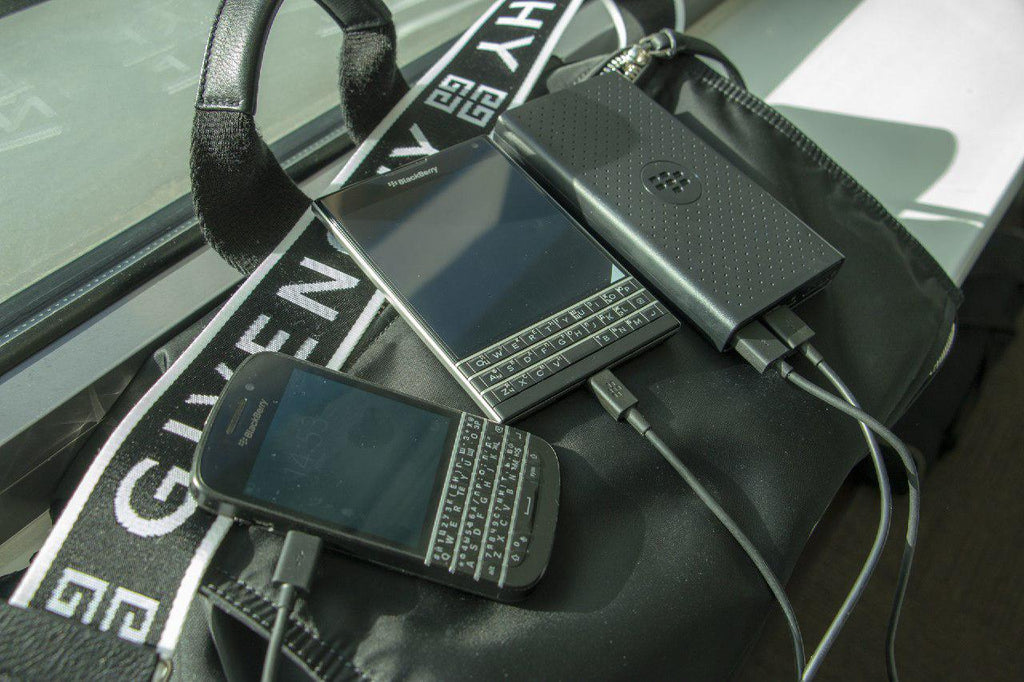 BlackBerry powerbank