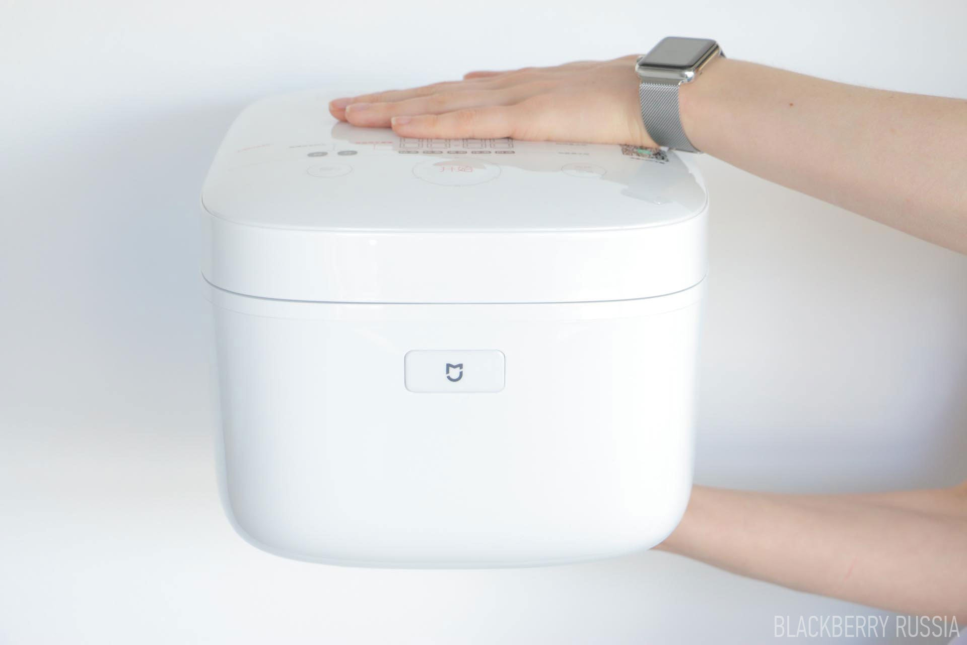 Xiaomi MiJia Induction Heating Rice Cooker 2 мультиварка