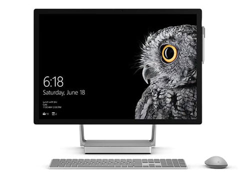 "Surface Studio 28"" Core i7, 32GB RAM, 2TB SSHD, NVIDIA GeForce GTX 980M 4GB - BlackBerry Russia,  Microsoft"
