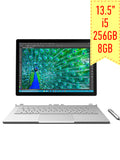 "Surface Book (Core i5 6300U 2400 MHz/13.5""/3000x2000/8.0Gb/256Gb SSD/DVD нет/Intel HD Graphics 520/Wi-Fi/Bluetooth/Win 10 Pro) - BlackBerry Russia,  Microsoft"