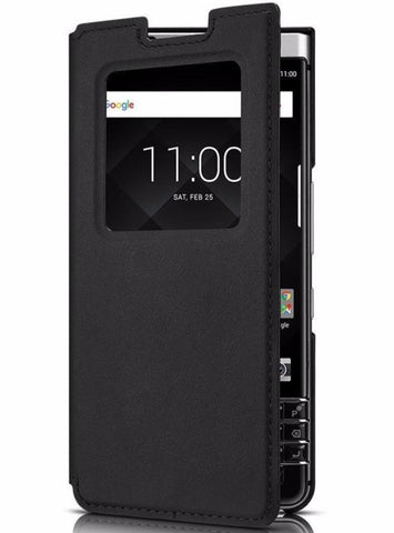 Чехол KEYone Smart Flip Case - BlackBerry Russia,  BlackBerry