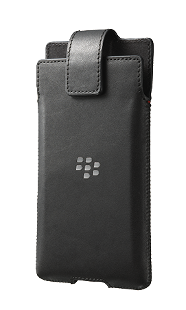 Чехол BlackBerry Priv Leather Swivel Holster