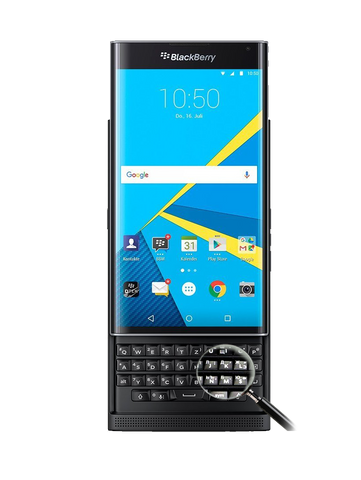 Priv LTE 4G черный - BlackBerry Russia,  BlackBerry