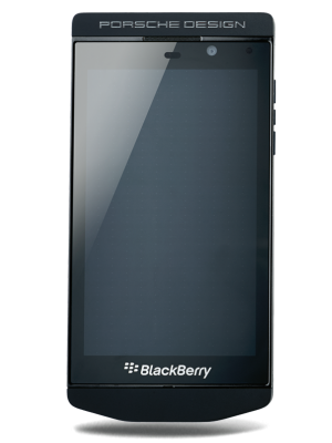PORSCHE DESIGN P'9982 LTE 4G Black черный - BlackBerry Russia,  BlackBerry