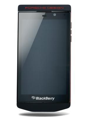 BlackBerry PORSCHE DESIGN P'9982 LTE 4G Red красный