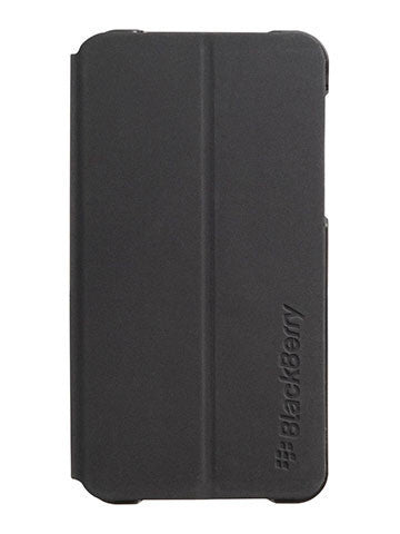 Чехол BlackBerry Z10 Flip Shell Black
