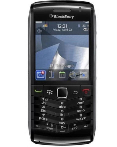 Pearl 9105 3G черный - BlackBerry Russia,  BlackBerry