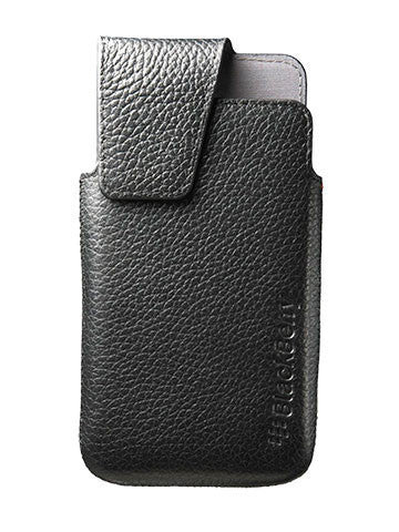 Чехол BlackBerry Z10 Leather Swivel Holster - BlackBerry Russia,  BlackBerry