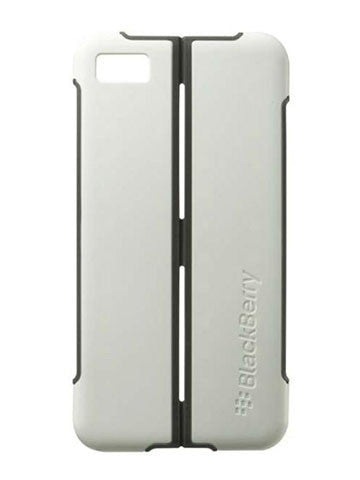 Чехол BlackBerry Z10 Transform Shell White