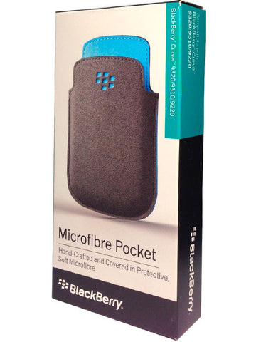Чехол BlackBerry 9320 Microfibre Pocket Blue - BlackBerry Russia,  BlackBerry