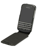 Чехол Q10 Leather Flip Shell Black - BlackBerry Russia,  BlackBerry
