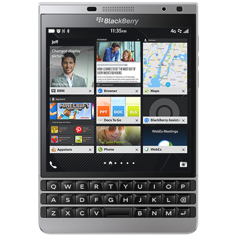 Защитная пленка BlackBerry Passport SE - BlackBerry Russia,  BlackBerry