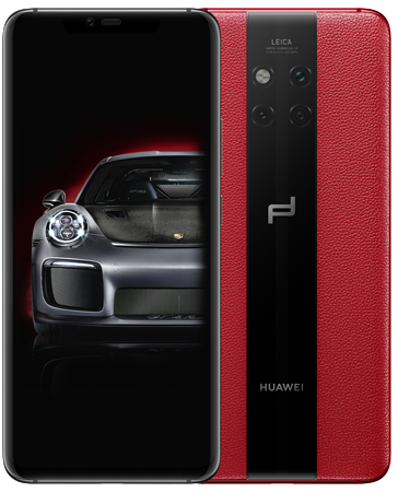 Mate 20 RS Porsche Design Red Edition 512GB - BlackBerry Russia,  Huawei
