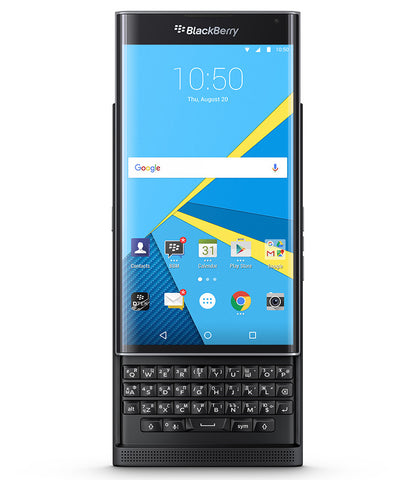 Priv 32GB 1SIM LTE 4G черный - BlackBerry Russia,  BlackBerry