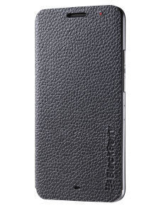 Чехол Z30 Leather Flip Case Black - BlackBerry Russia,  BlackBerry
