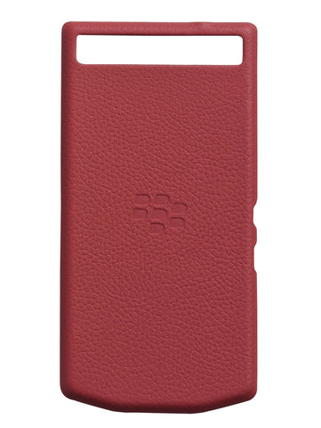 Задняя крышка для BlackBerry P'9982 Porsche Design красная - BlackBerry Russia,  BlackBerry