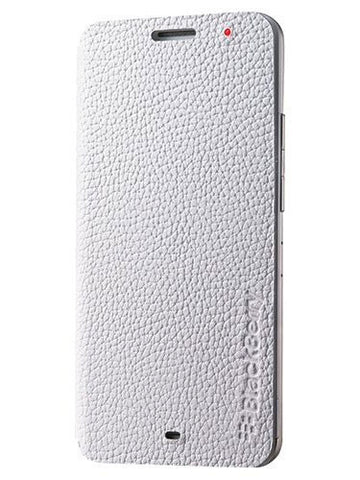 Чехол Z30 Leather Flip Case White