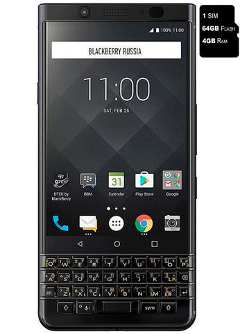 KEYone 64GB 1SIM Black черный - BlackBerry Russia,  BlackBerry