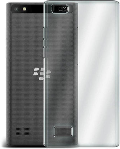 Чехол BlackBerry Leap Soft Shell Case прозрачный