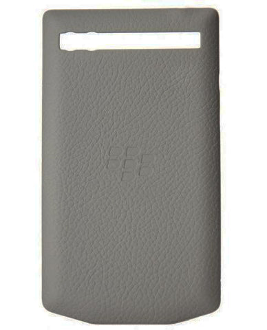 Задняя крышка для BlackBerry P'9983 Porsche Design серая - BlackBerry Russia,  BlackBerry