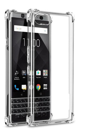 Чехол KEYone Soft Shell прозрачный - BlackBerry Russia,  BlackBerry