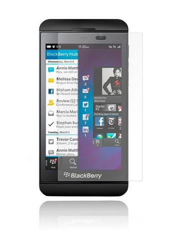 Защитное стекло Z10 Screen Protector - BlackBerry Russia,  BlackBerry