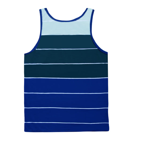 Two Colors Stripe Tank Top
